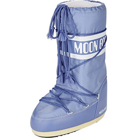 Moon Boot Nylon Stiefel stone wash